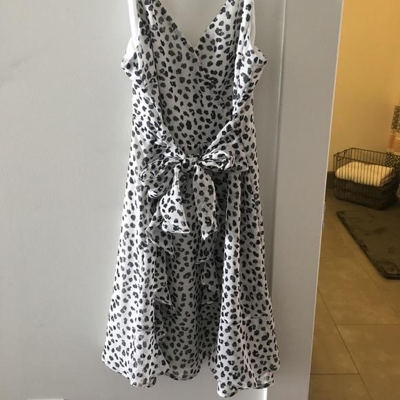 Lush Dresses & Skirts - Cheetah print mini dress